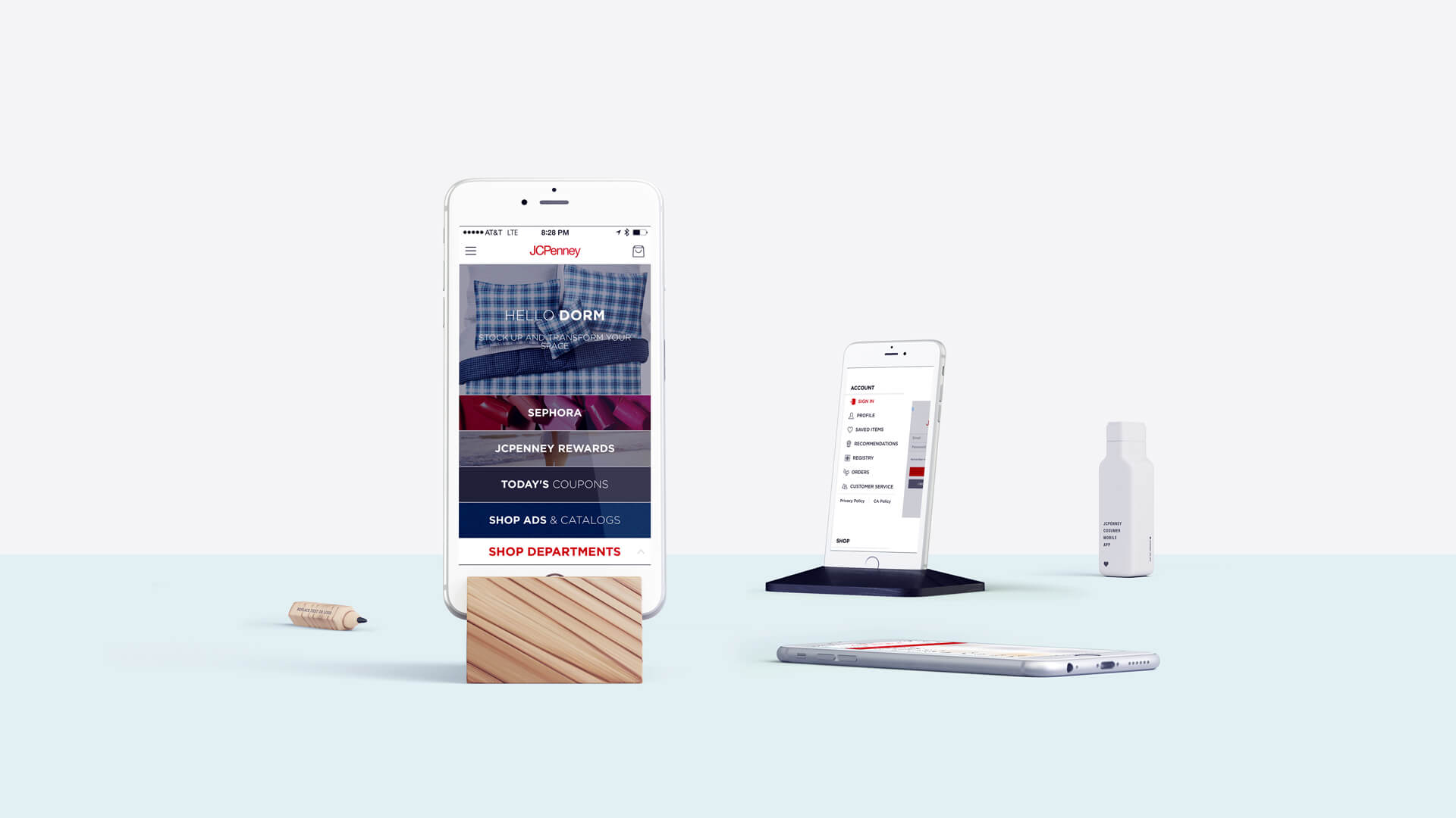 JCPenney Consumer App--The Omnichannel Strategy